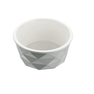 Ceramic Bowl Eiby grey
